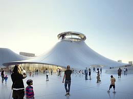 卢卡斯叙事艺术博物馆选址及设计方案