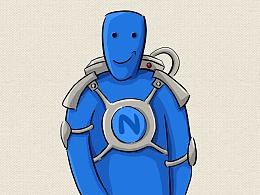 诺基亚N1吉祥物
