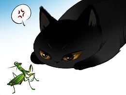 ZHAOZHAO的猫列传。序章
