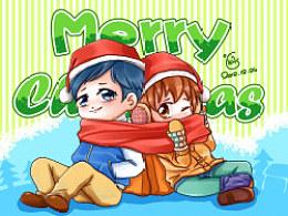 『℃』圣诞嘞个节快乐。。。