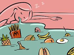 《脑洞2》原创插画