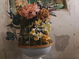 指见生活二十八期粘土花艺培训学员作品展示(一)