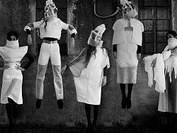 《NO-无首》服装设计过程到成衣作品