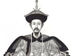 《皇上》对开硬笔画手绘过程