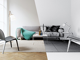 [斯特]-muuto sofa v2