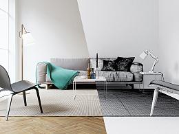 [斯特视觉]-muuto sofa 2