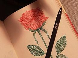 七夕我送你玫瑰好吗?
