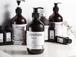 Jasmine 手工洗发膏
