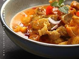 早期拍的一些东南亚菜,后边跟了些日料