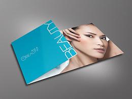 折页|御尚美、这一次,我们帮医美品牌美容……