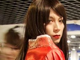 冷血王子COS妆