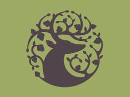 【良相品牌】鹿野森林 西餐厅整体视觉