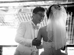 纪实婚礼跟拍-伊视觉摄影摄影师陈昕