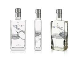 包装:The Botanist Islay Dry Gin 植物学家艾拉岛干金酒 by 法国ECV学院