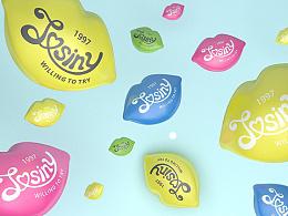 Josiny sports 卓诗尼运动品牌形象设计