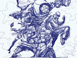<<SKTelecom T1 英雄联盟分部>> 【劫】【婕拉】【薇恩】【贾克斯】【盲僧】