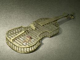 公益牢笼系列《铅笔篇》《书本篇》《小提琴篇》