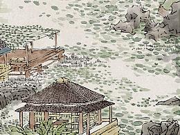 【景观】用绘画思维绘景观概念