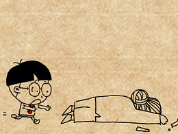 小明漫画——好孩子