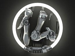 未来仏-科技法-CYBORG僧