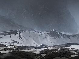 概念设计-雪山2