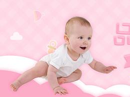 母婴类产品 会员日banner
