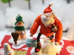 【原创黏土作品】Merry Xmas!