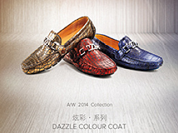 男鞋 广告 正装皮鞋