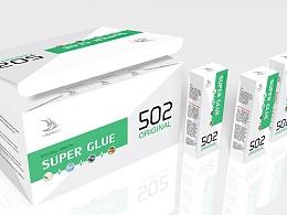 环氧树脂胶粘剂类产品包装设计