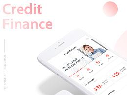 金融理财App Redesign