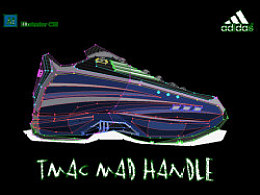 Tmac Mad Handle