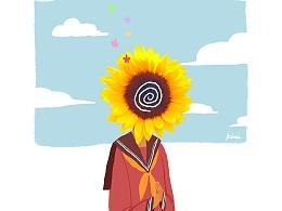 向日葵:sunflower:
