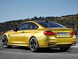 CGI 汽车摄影BMW M4 Coupe