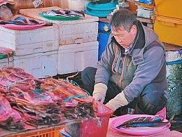 偏向釜山行,去卡扎其吃海鲜吧