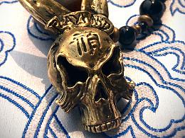 原创铜、银饰,手雕孤品