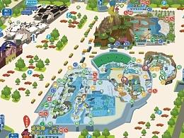 海洋馆的地图