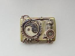 太极——蒸汽朋克Zippo MOD(续作三)