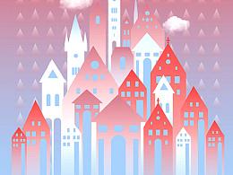 城市形象海报设计