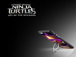 《忍者神龟2》衍生品——遗憾的手机壳