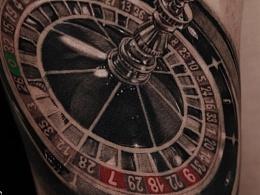 西安天予刺青写实作品