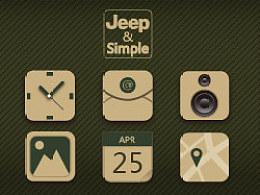 Jeep色与简单