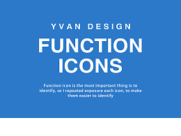 Function icon design
