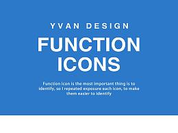 Function icon design
