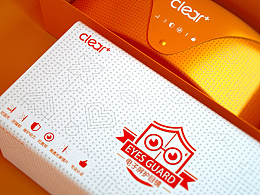 可俪儿CLEAR+产品形象设计