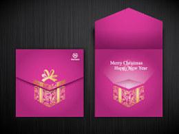 喜来登酒店圣诞主题画册设计