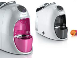 胶囊咖啡机设计Capsule Espresso