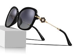各种不同偏光太阳镜-不同风格拍摄