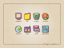 PC端的小小icon