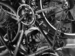 黑白胶片摄影作品-II