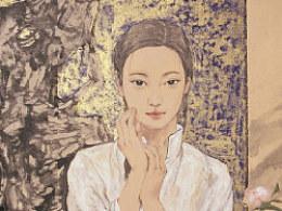 中国著名人物画家王淼田个人作品展